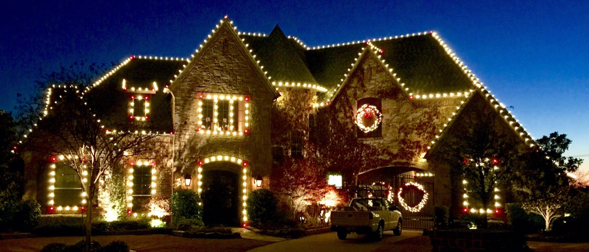 Led Outdoor Christmas Lights Salt Lake City Forever Lighting